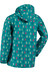 Regatta Printed Pack It - Veste Enfant - Waterproof bleu